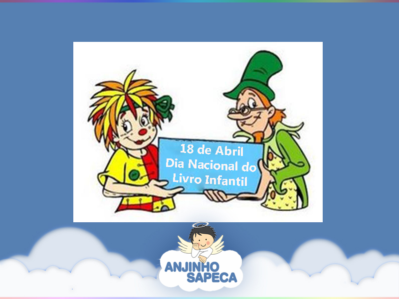 Dia Nacional Do Livro Infantil Ensino Dom Bosco
